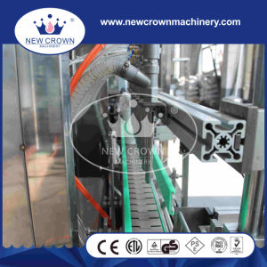 Various Non Gas Liquid Filling Machine with PLC Control pictures & photos