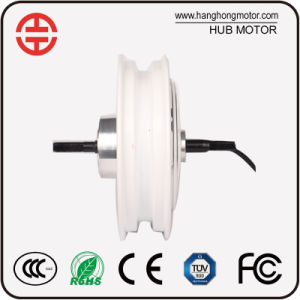 Brushless DC Hub Motor for Motorcycle with Low Noise pictures & photos