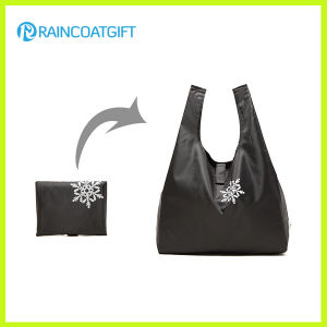 Promotion Folding Nylon Tote Bag (RG1102-04) pictures & photos