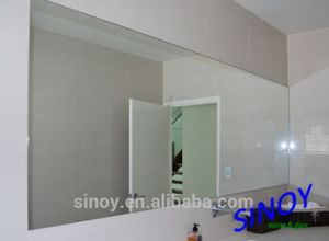 High Quality Waterproof Clear Silver Mirror Glass pictures & photos
