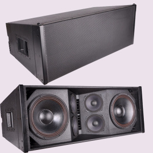 Dual 12inch 1200W PRO Speaker+PA Speaker+Professional Loudspeaker pictures & photos