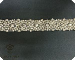 Long Wedding Dress A Grade Rhinestone Belts, DIY Accessories pictures & photos