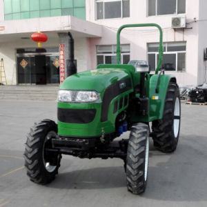 70HP Foton Tractor with Front Loader pictures & photos