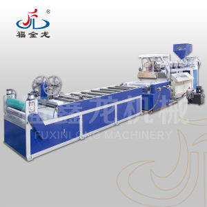 Diagonal Mono-Layer Plastic Sheet Extruder (PP/PS/PE) pictures & photos
