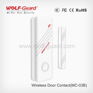 Wolf-Guard GSM Intelligent Door Alarm with APP and RFID pictures & photos