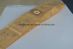 Brown Paper Dust Bag for Vacuum Cleaner