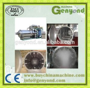 Top Quality Hot Water Spraying Sterilizing Retort pictures & photos
