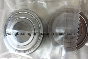 Low Price Deep Groove Ball Bearing 6000 Zz pictures & photos