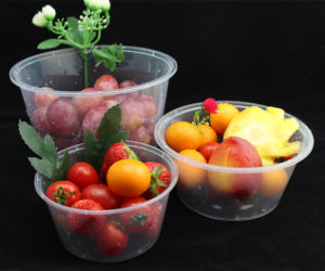 Disposable Plastic Take Away Food Container Wholesale pictures & photos