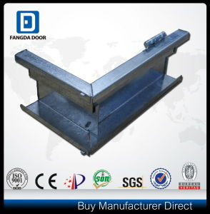 Rust and Corrosion Resistant Galvanized Metal Steel Door Frame pictures & photos