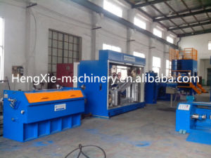 Hxe-9dt Middle Wire Drawing Machine with Online Annealer pictures & photos
