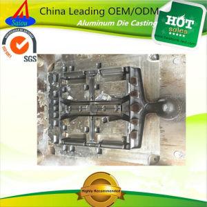 Global Aluminum Heat Sink Plaza Light Part LED Casting