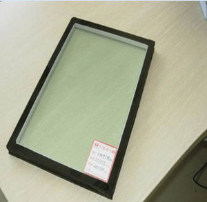 6mm+12A+6mm Clear Float Insulated Glass Panel pictures & photos
