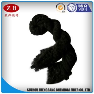 3D Black Polyester Tow