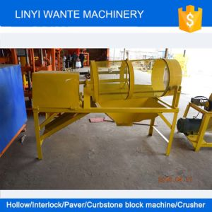 Wante Machinery Wt2-10 40ton Hydraulic Pressure Clay Brick Making Machine pictures & photos