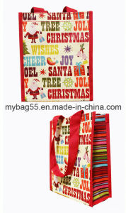 Colorful Printing Easy Shopping Promotion Bag pictures & photos