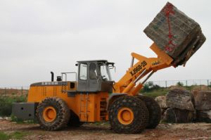 Marble and Onxy Forklift Sale to Iran Africa Turkey pictures & photos