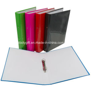 A4 /FC Solid Color Printing Paper 2 Ring Binder File Folder pictures & photos