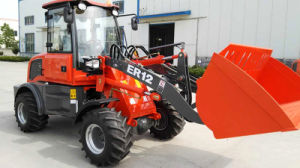 Everun Brand CE Certificated 1.2 T Agricultural Machine pictures & photos