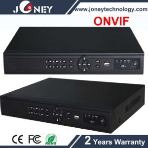 Onvif 8 Channel Poe NVR Support 4 Poe IP Cameras Input pictures & photos