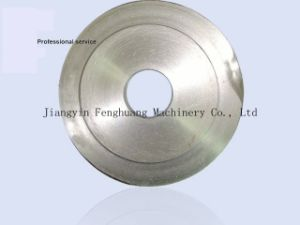 Carbon Steel Wheel Spacer Forging Wheel pictures & photos
