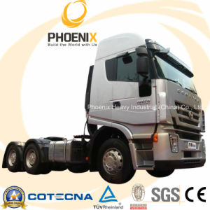 Professional Supply 380HP Hongyan Iveco Genlyon 6X4 Tractor Truck Competitive to Scania pictures & photos