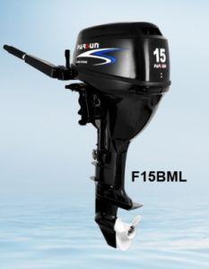4 Stroke 15HP Boat Engine / Tiller Control / Electric Start / Long Shaft pictures & photos