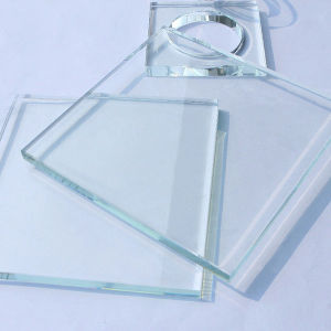 6mm Top Quality Ultra Clear Float Glass/Low Iron Glass/Clear Glass pictures & photos