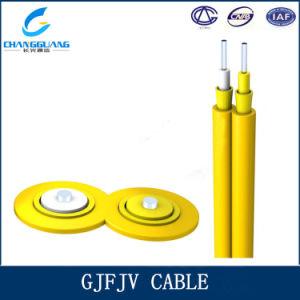 Multi Mode Double Cores Fig. 8 Fibre Optic Cable Gjfj8V pictures & photos
