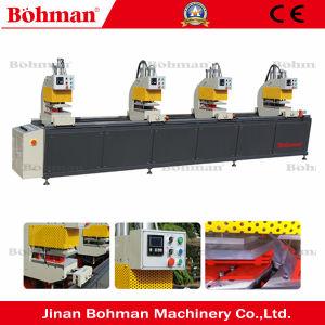 High Efficiency Three Head Portable UPVC Corner Welding Machine pictures & photos