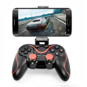 Black ABS Bluetooth Game Controller pictures & photos