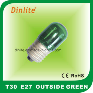 T30- E26 Colorful Incandescent Bulb pictures & photos