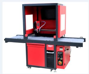 Topv3450 Visual-Position Gluing Machine