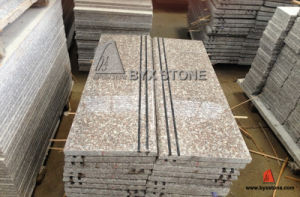 G664 Bainbrook Brown Granite Steps for Outdoor Decoration pictures & photos
