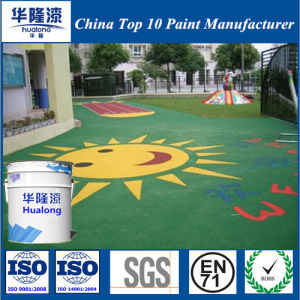 Hualong Floor Coating for Playground pictures & photos