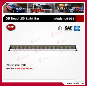 288W LED Working Light Bar (LH055) pictures & photos