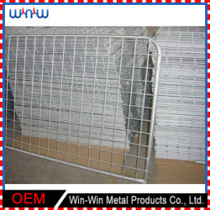 Factory Price China Professional Stainless Steel 5X5 4X4 Welded Wire Galvanized Square Fence Mesh pictures & photos