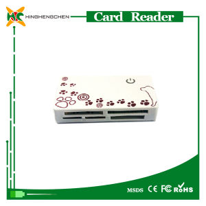 Hot Fashion 4G SIM Card Read Micro SD Card Reader pictures & photos