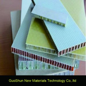 Wholesale Building Decoration Material Aluminum Honeycomb Sandwich Panel pictures & photos
