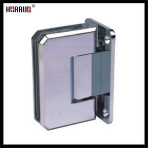 90 Degree Glass Hinge Fixed with Wall (HR1400E-1) pictures & photos