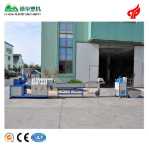 Foaming EVA Plastic Pelletizing Machine pictures & photos