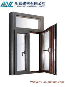 Hot Sales Double Glass Heat Insulation Aluminum Window pictures & photos
