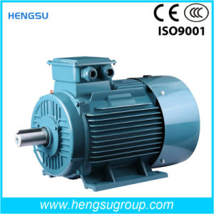 Ye2 High Efficiency Three-Phase Induction Motor of Frame 71-355 and Multi-Pole Changeable pictures & photos
