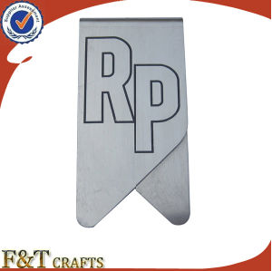 Blank Cheap Metal Paper Clip (FTPC087J) pictures & photos