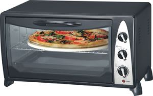Black Powder Coating Electric Pizza Toaster Oven to-42D pictures & photos