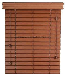 50mm Faux Wood Window Curtains pictures & photos
