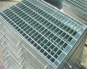 Galvanized Steel Grating for Platform Floor pictures & photos