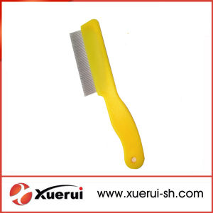 Plastic Pet Hair Grooming Comb for Dog pictures & photos