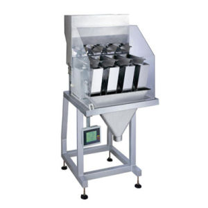 Packing Machine Optional Device Linear Four Head Weigher (HFT-4W)