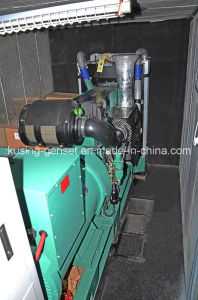 75kVA-687.5kVA Diesel Silent Generator with Vovol Engine (VK5000) pictures & photos